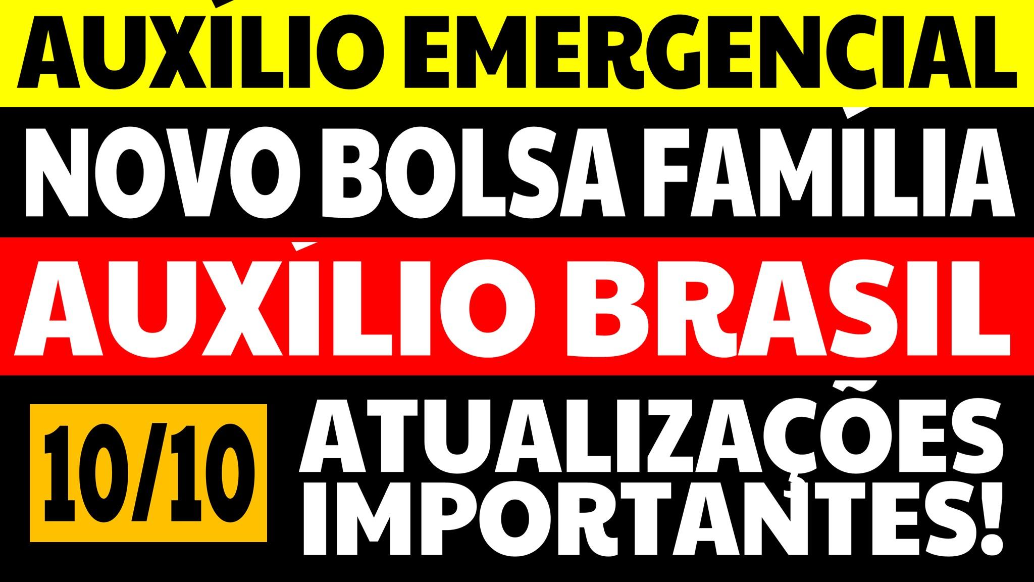 Read more about the article Auxílio Emergencial Hoje – 10/10