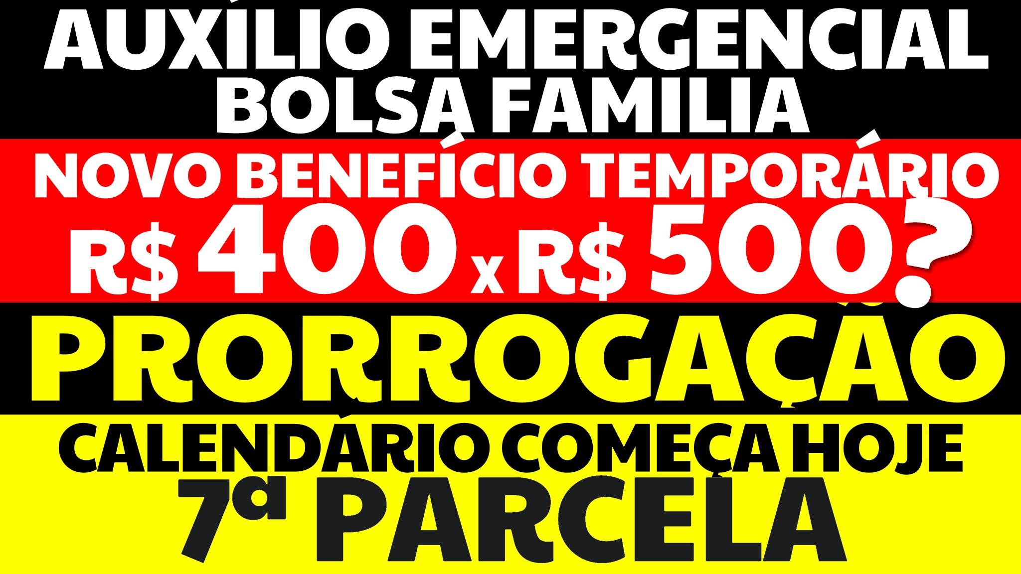Read more about the article Auxílio Emergencial Hoje – 20/10