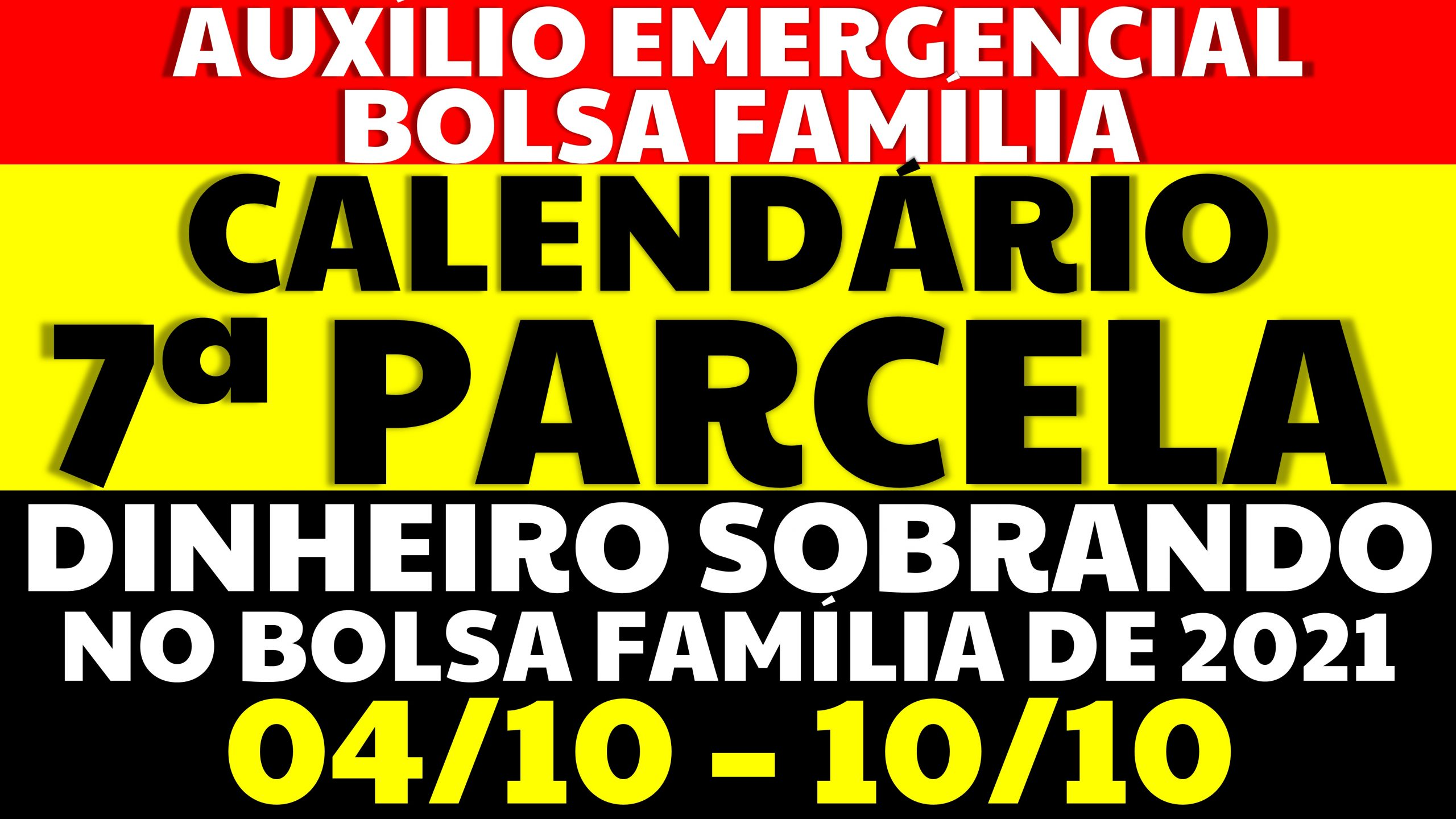 Read more about the article Auxílio Emergencial Hoje – 04/10