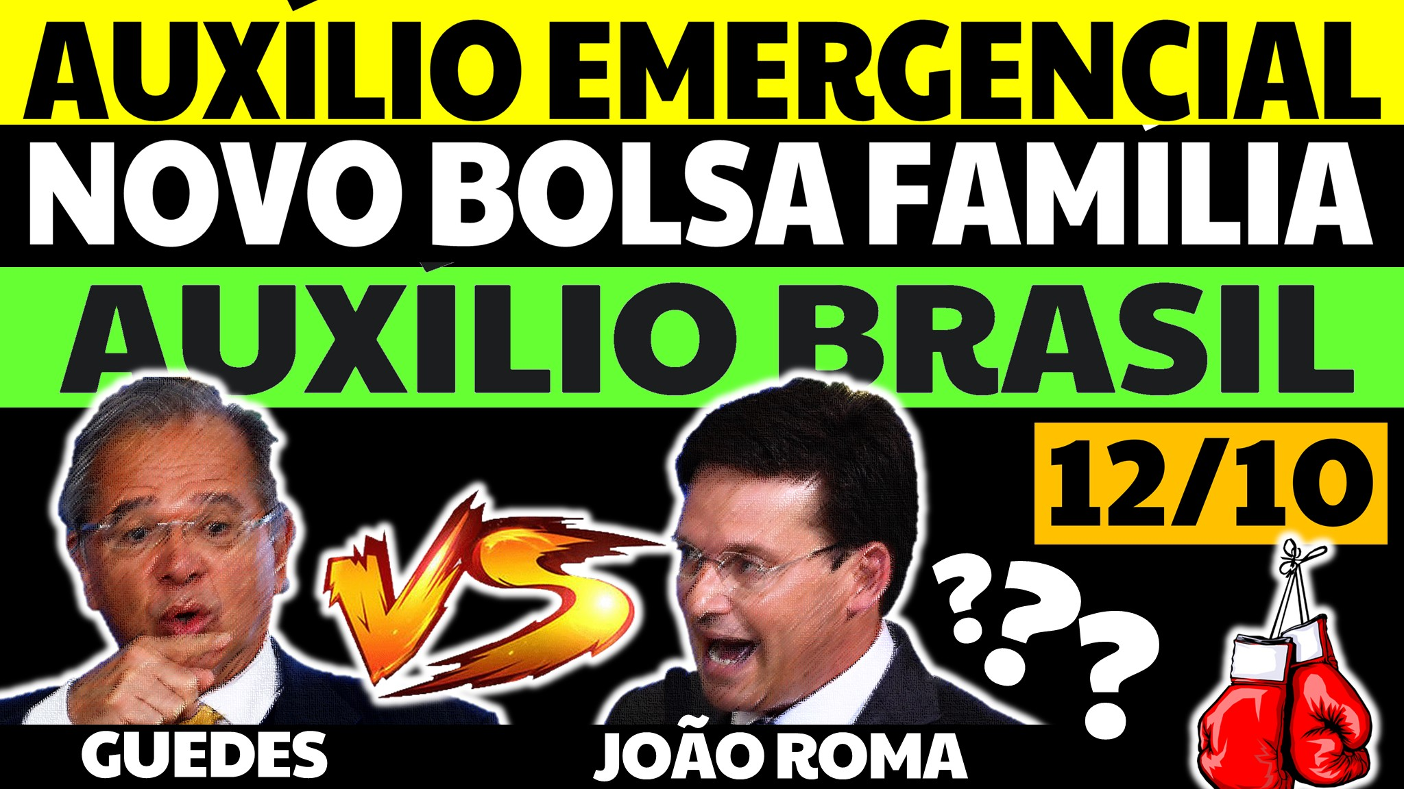 Read more about the article Auxílio Emergencial Hoje – 12/10
